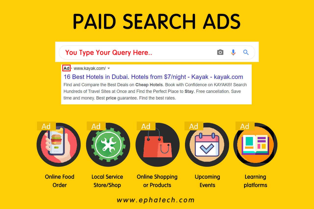 Pay Per Click Advertising 3 Secrets You Never Knew Epha Tech